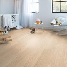 Вініл Quick Step Alpha Medium Planks AVMP40097 Pure oak blush